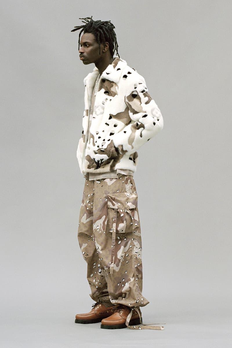 버질 아블로의 루이 비통 남성, 2020 프리 SS 컬렉션 룩북