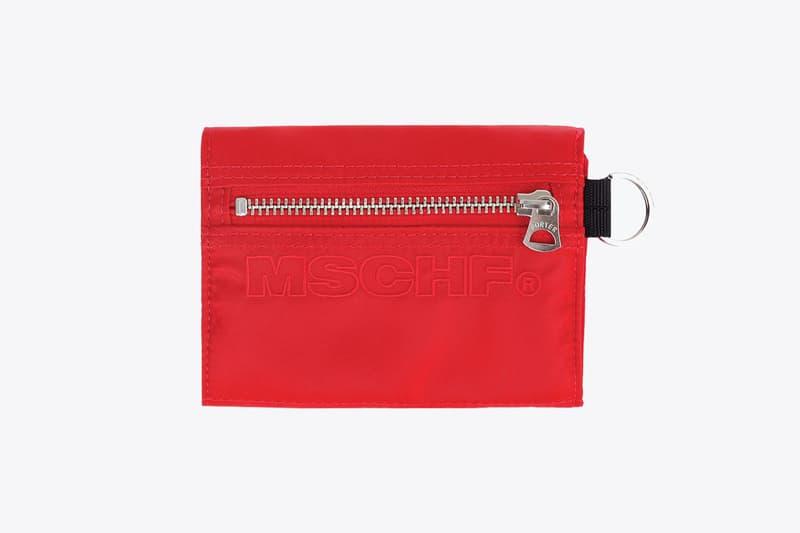 미스치프 포터 협업 컬렉션 제품 이미지 발매 정보 가격 판매처 매장