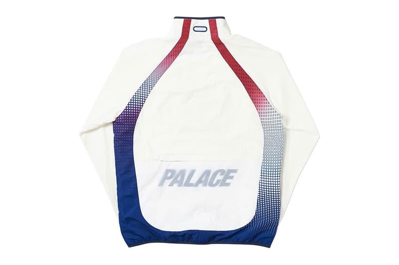팔라스 2019 여름 컬렉션의 여섯 번째 발매 목록, 재킷 후디 스웨트셔츠 볼캡