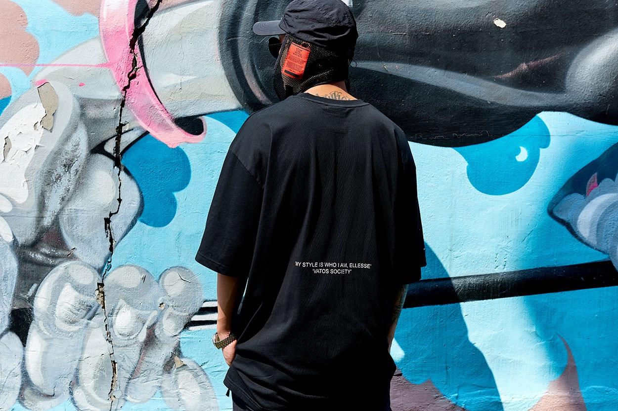 한국 그래피티 아티스트 제이 플로우 스트리트스냅, JAY FLOW, 스티그마, 엘레쎄