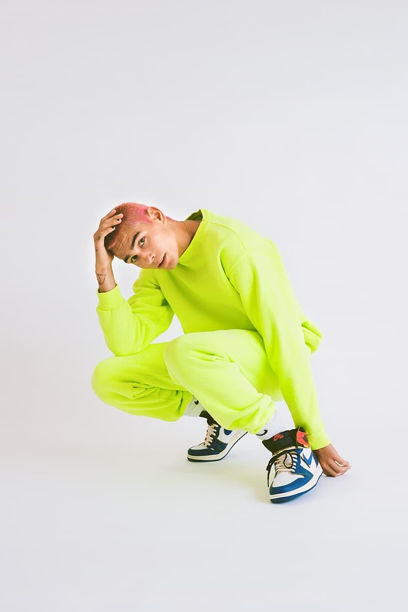 네온 컬러와 타이다이, 유니언 LA x 체리 로스앤젤레스 협업 컬렉션