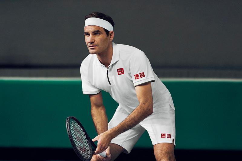 '테니스 황제' 로저 페더러를 위해 제작한, 유니클로의 테니스 라인 출시