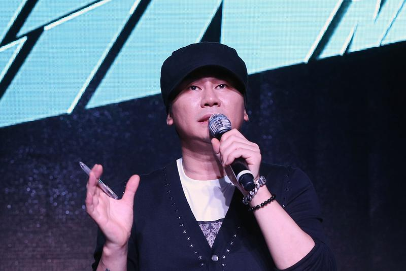 YG 엔터테인먼트의 양현석, 사퇴한다