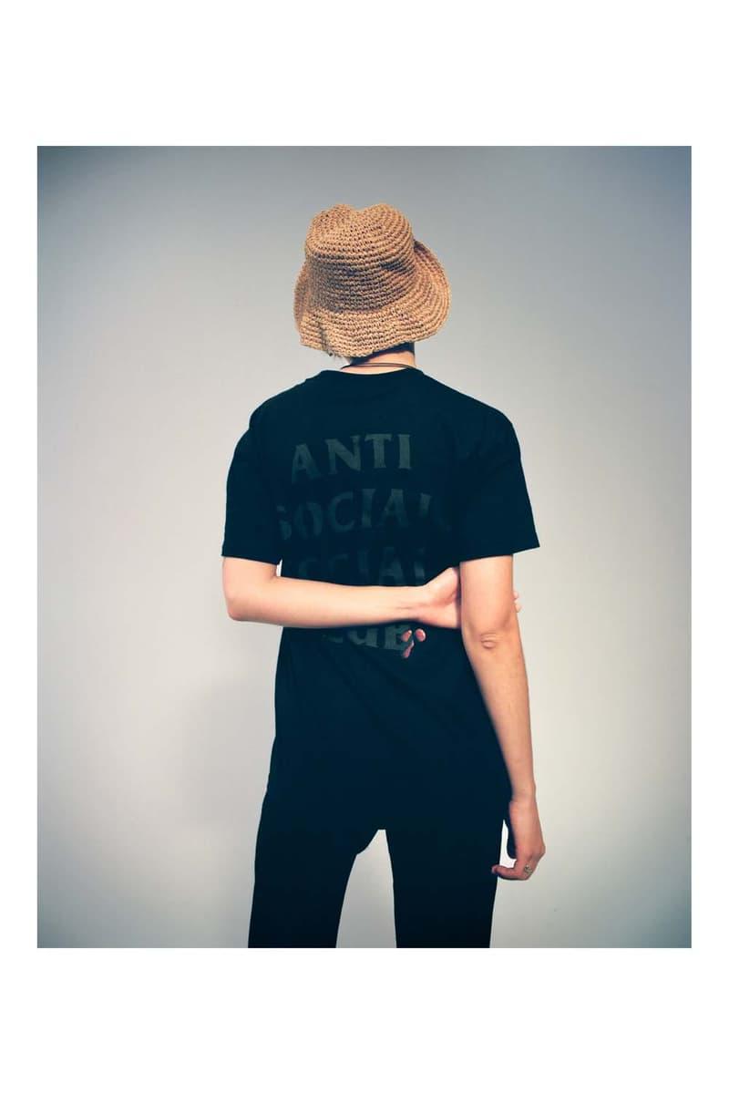 안티 소셜 소셜 클럽 2019 가을, 겨울 'Still Stressed' 컬렉션 룩북