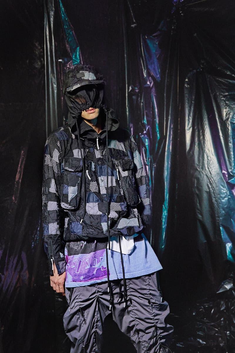 바조우의 99퍼센트이즈- 2020 봄, 여름 컬렉션 룩북