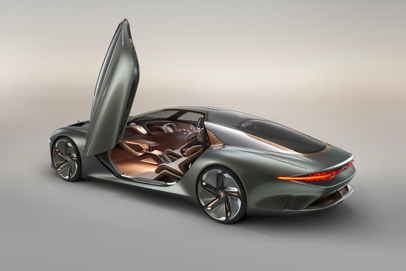 벤틀리 100주년 기념 EXP 100 GT 컨셉카 공개, 1300마력, EV 자율주행, 2035년