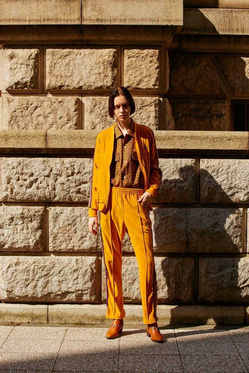 1970년대로 시간여행을 떠난 네펜시스 니들스의 2020 봄, 여름 컬렉션 룩북