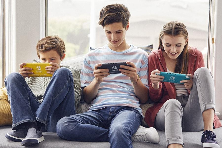 닌텐도 스위치 라이트 출시 사양, 스펙, 가격 등 무엇이 달라졌나? 꼭 사야하나? 컨트롤러