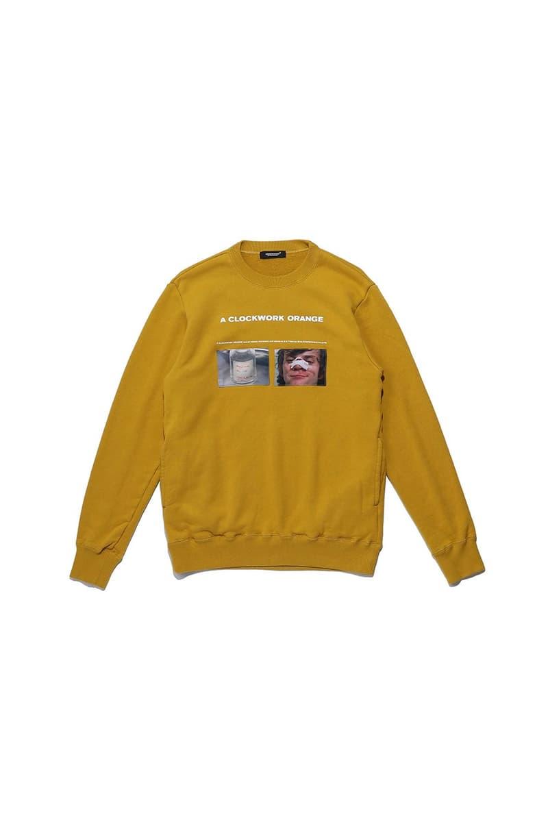 준 타카하시 언더커버 x 스탠리 큐브릭의 '시계태엽 오렌지' 2019 가을, 겨울 컬렉션