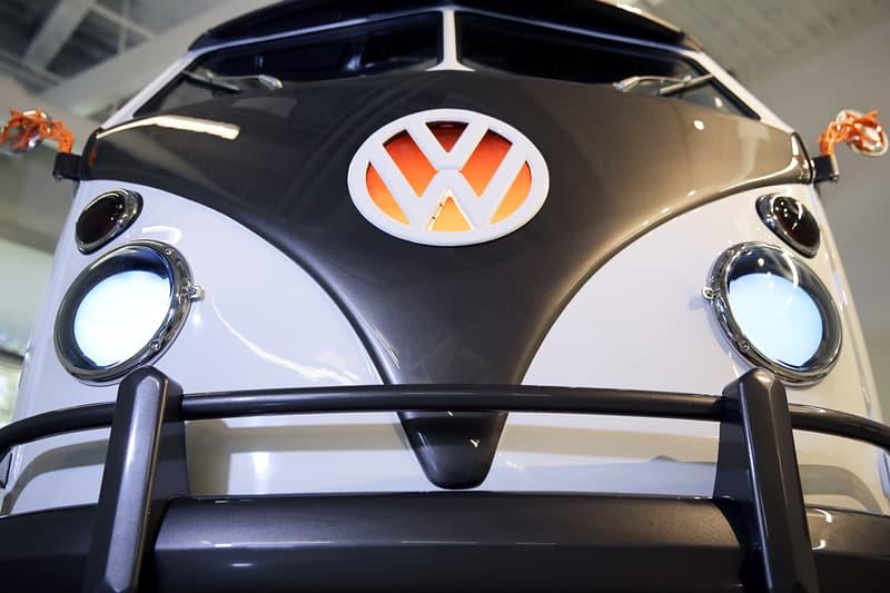 폭스바겐 1962년 형 '마이크로버스', 전기 캠퍼밴  '타입 20 마이크로버스 콘셉트'로 재탄생하다