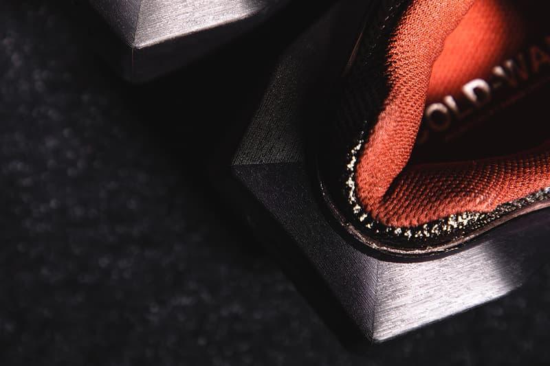 힐캡 제거 가능한, 어 콜드 월 x 나이키 보메로 줌 +5 '솔라라이즈드' 상세 이미지, 사무엘 로스
