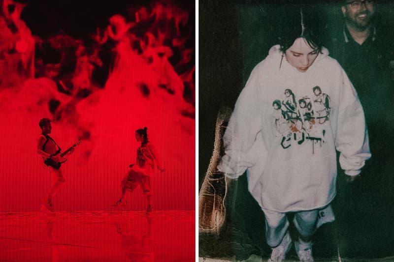 빌리 아일리시 x 시베리아 힐스 캡슐 컬렉션, 디자인 도용 문제로 생산 중단되다