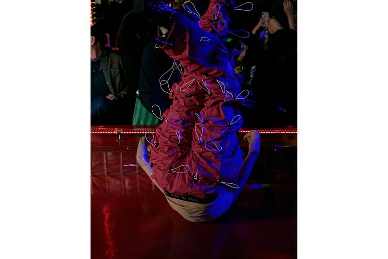 바조우의 99퍼센트이즈- x H. 로렌조 컬렉션 룩북 및 팝업 이벤트 현장