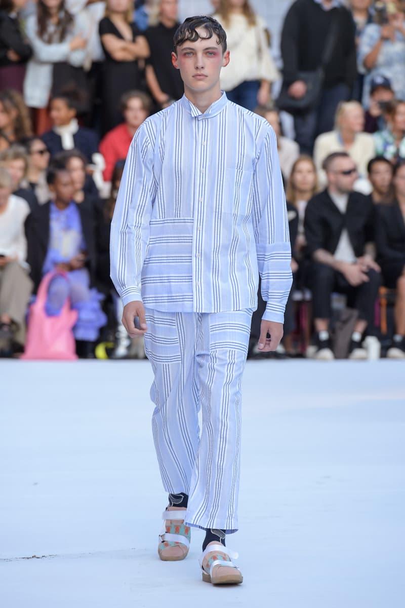 헨릭 빕스코브 2020 봄, 여름 컬렉션, 코펜하겐 패션 위크