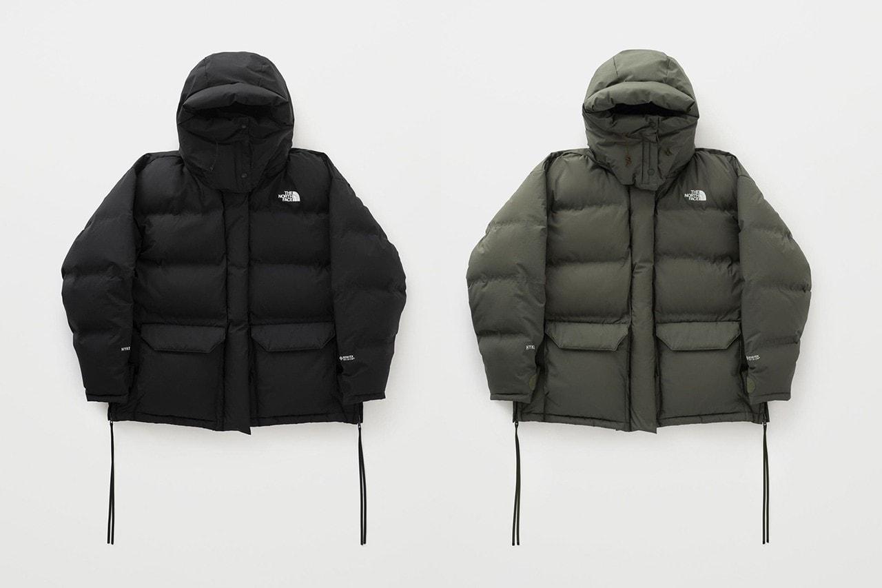 화제의 하이크 x 노스 페이스 2019 가을, 겨울 컬렉션 룩북 및 발매 정보
