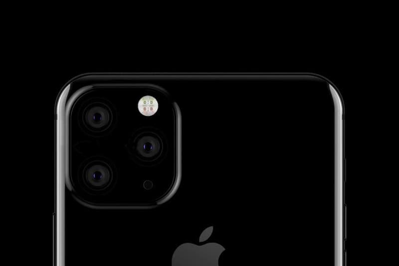 애플의 차세대 아이폰11, 추가 색상 및 기타 스펙 미리보기 다크 그린 컬러
