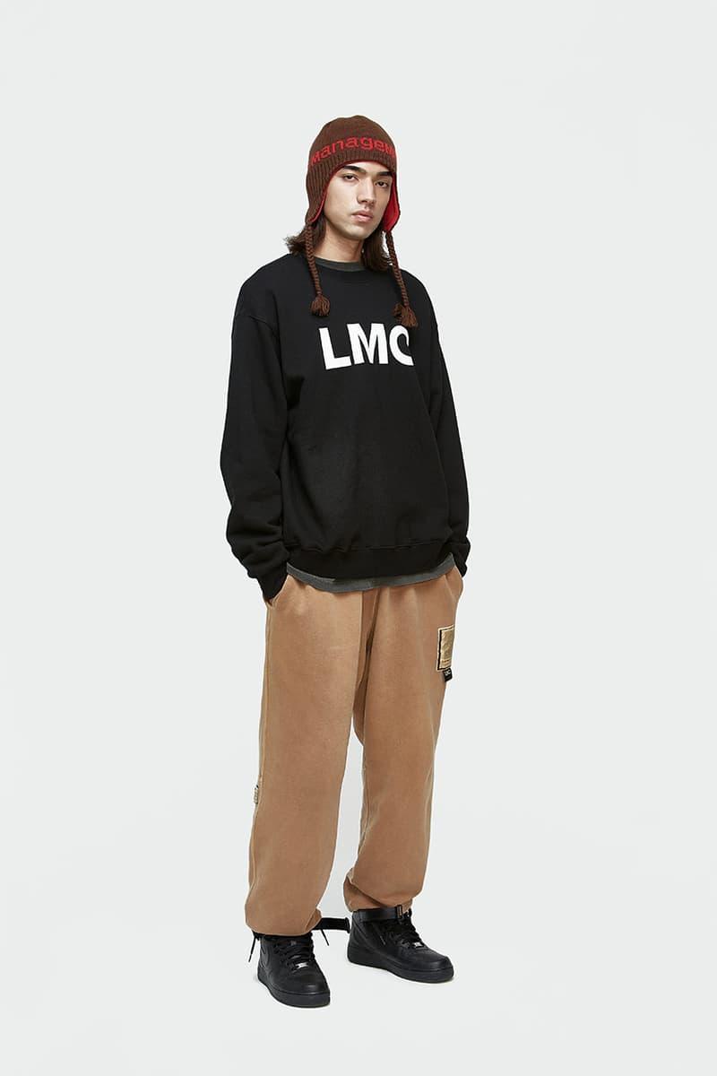 LMC 2019 가을 컬렉션 룩북 및 1차 발매 정보