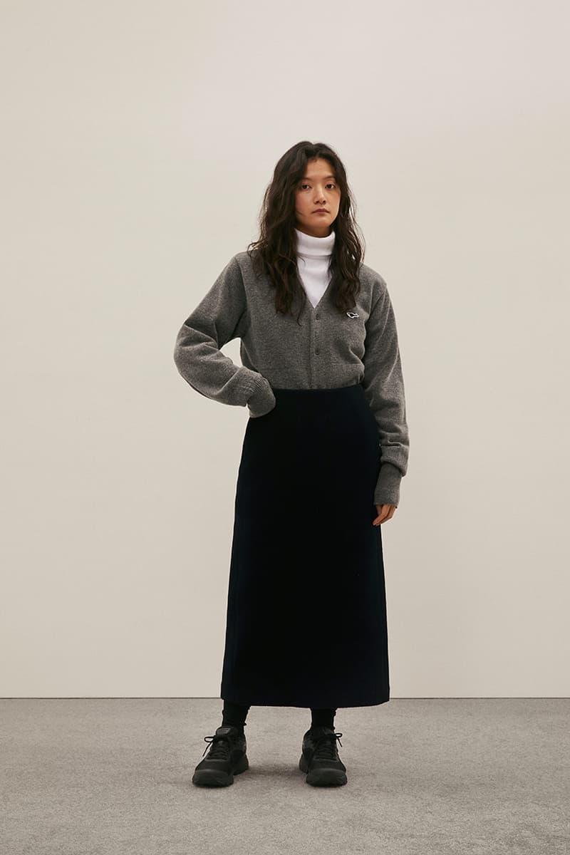 네이더스 2019 가을, 겨울 컬렉션 룩북 및 발매 정보, 스테디 슬로우 클럽