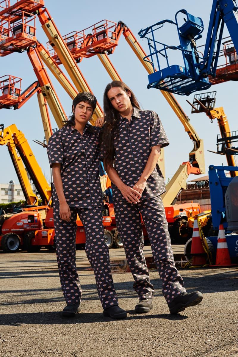 오프닝 세레모니 x 디키즈 x 팀버랜드 협업 워크웨어 컬렉션 출시
