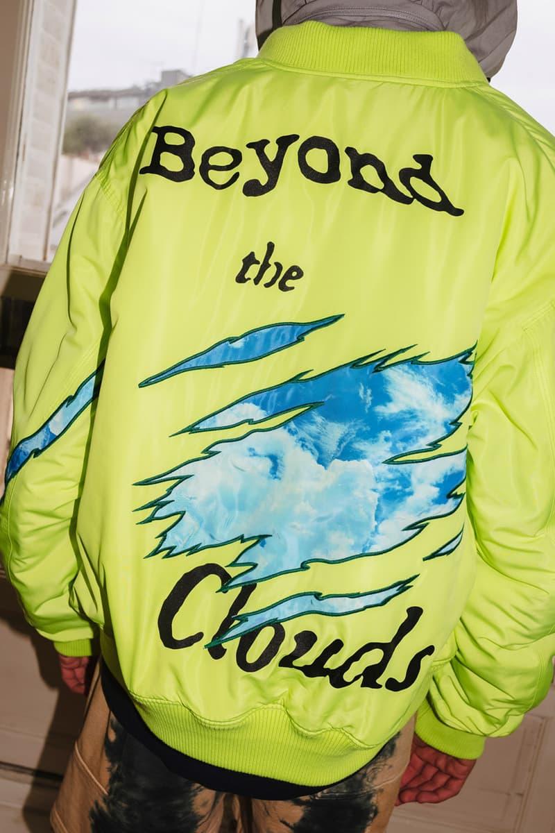 퍽스앤미니 P.A.M. 2019 가을, 겨울 컬렉션 'Beyond the Clouds' 룩북 및 발매 정보