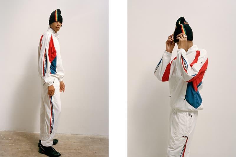 그래픽의 향연, 팔라스 2019 가을 컬렉션 룩북 아우터 상의 하의 액세서리