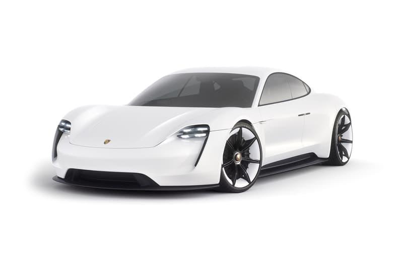 포르쉐의 전기 스포츠카 타이칸, 세계 최초로 차량 내 애플 뮤직 탑재한다