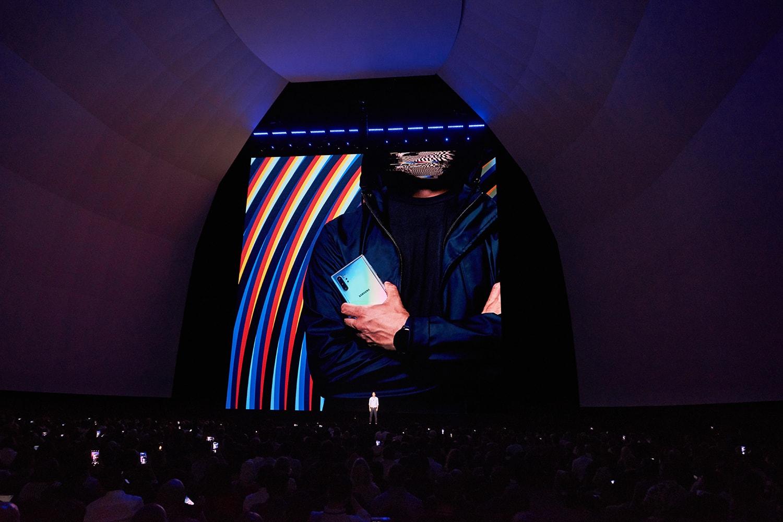삼성 갤럭시 언팩 행사 둘러보기 2019