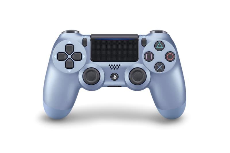 소니, 플레이스테이션 4색의 듀얼쇼크 4 컨트롤러 출시, 로즈 골드, 레드 카무플라주