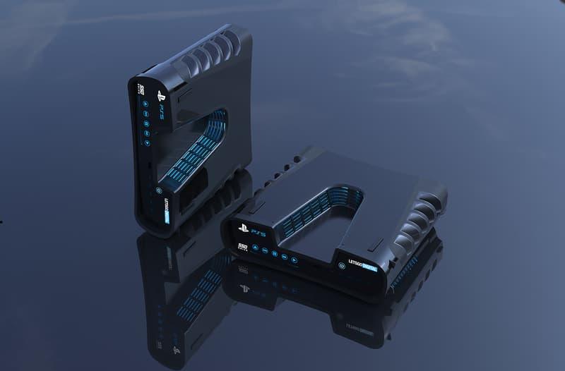 플레이스테이션 5 디자인 추정 개발자 키트 실물 이미지 유출, 소니 플스5 devkit