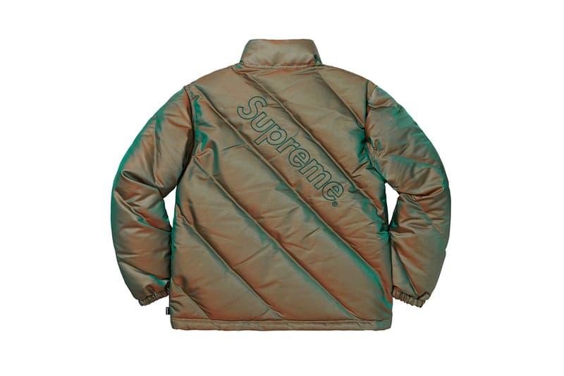 슈프림 2019 FW 재킷 컬렉션, 쇼트 뉴욕, 고어텍스, 델타 협업 봄버 및 코트