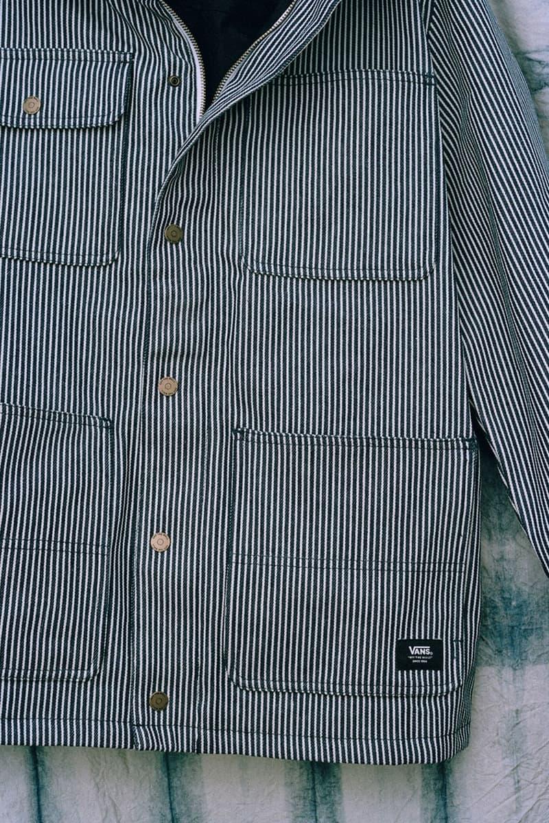 반스 볼트 '마운틴 버논' 컬렉션, 에라, 슬립온,  Sk8-Hi, 히코리 스트라이프