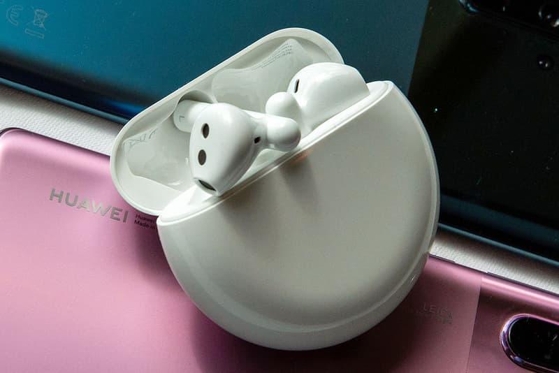 화웨이, 노이즈캔슬링 기능 제공하는 무선 이어폰 '프리버즈 3' 출시