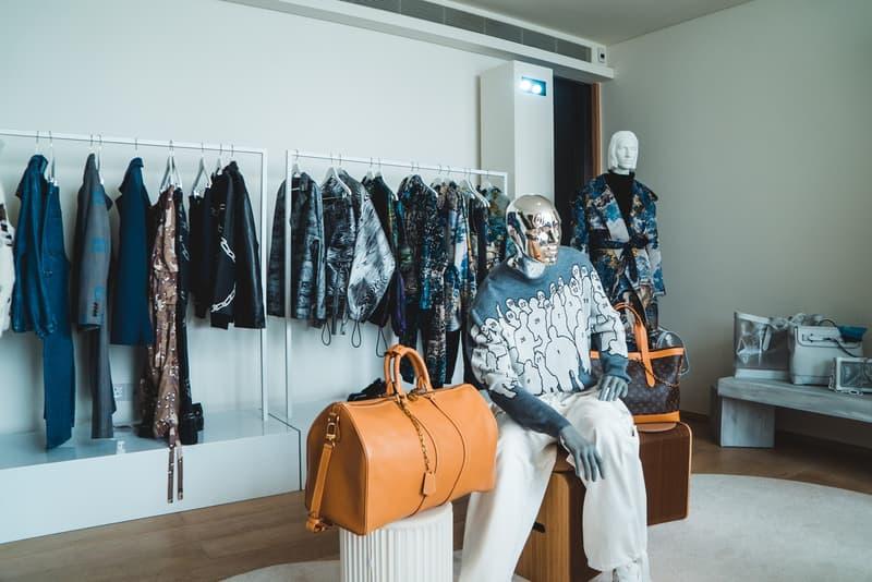 루이 비통의 프리 봄, 여름 2020 남성 컬렉션 미리 보기, 버질 아블로, LV TV