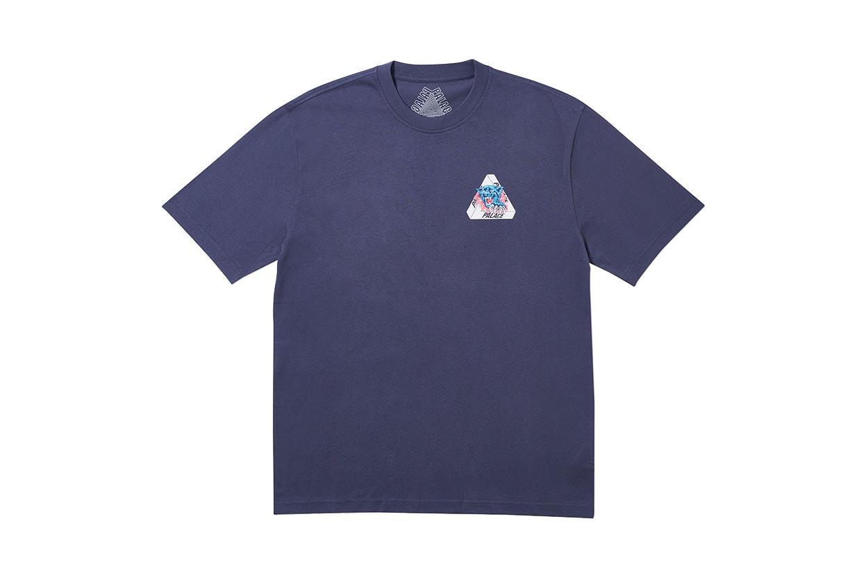 팔라스 2019 가을 컬렉션의 다섯 번째 드롭, 윈드 브레이커, 티셔츠, 후디
