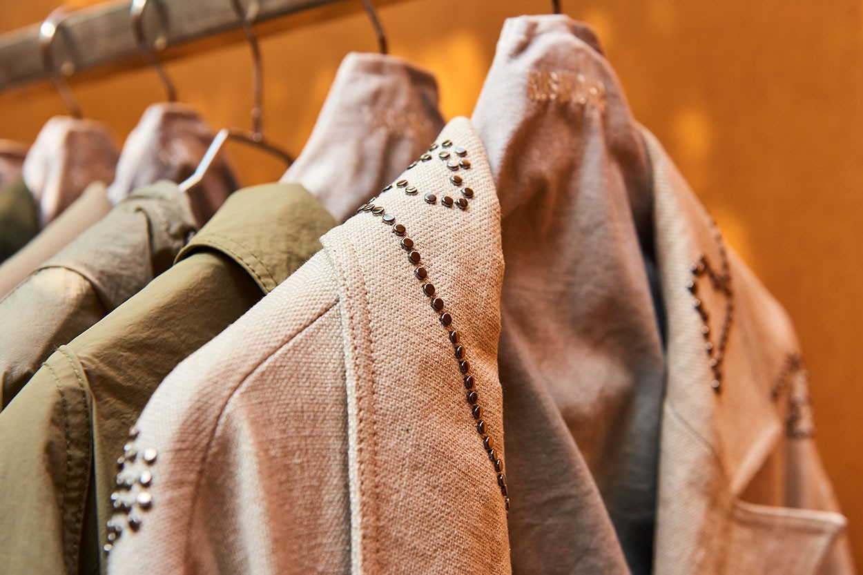 Shop Visits: 쿠시코크, 조기석의 첫 번째 쿠시코크 플래그십 매장