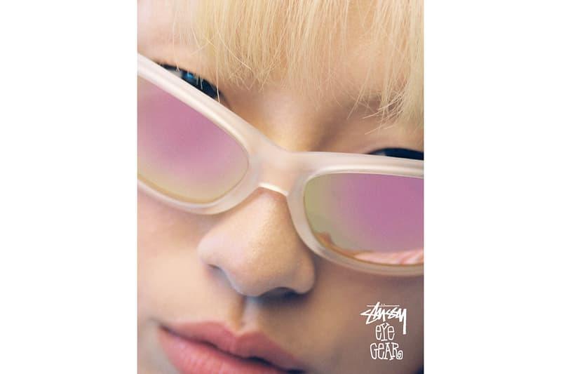 스투시 2019 가을 선글라스 컬렉션 발매, 아이 기어, 안경