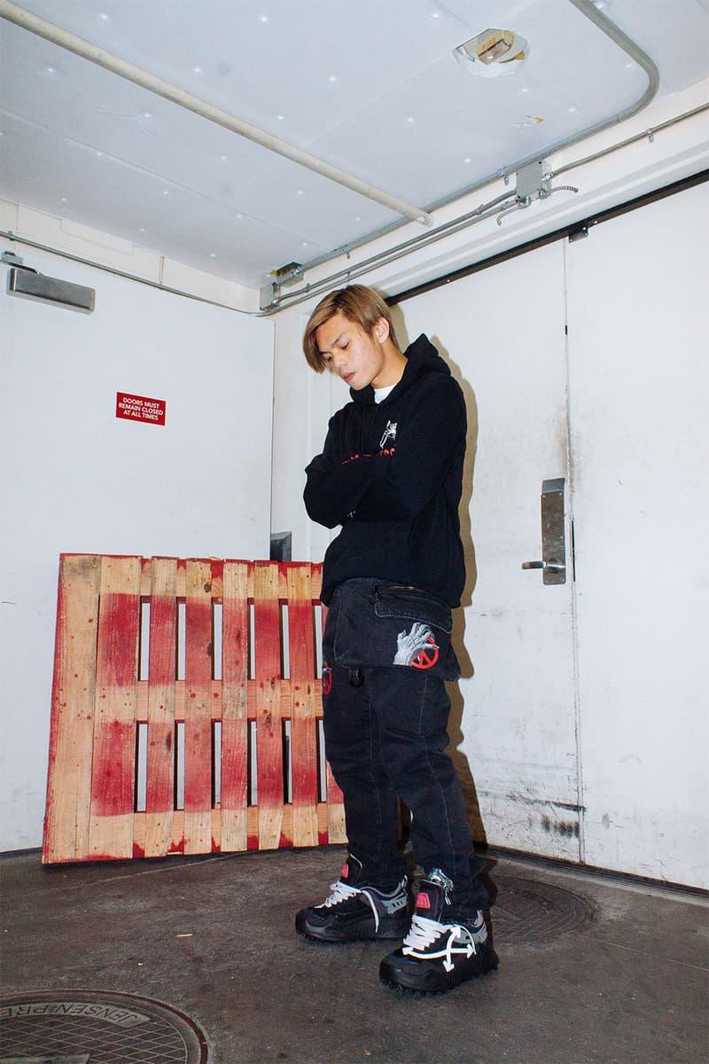 언더커버 x 오프화이트 캡슐 컬렉션 'UNDEROFFWHITECOVERS' 룩북 공개, 버질 아블로, 타카하시 준