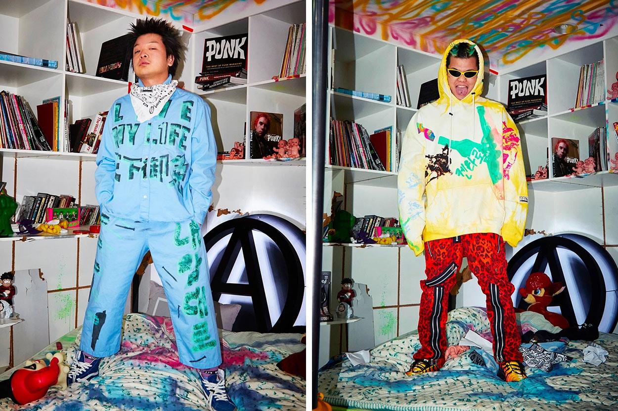 한글날 기념, 한글을 새긴 패션 아이템 10 - 라프 시몬스, 이세, 안티 소셜 소셜 클럽, 요지 야마모토, 나이키, 99%is- 등
