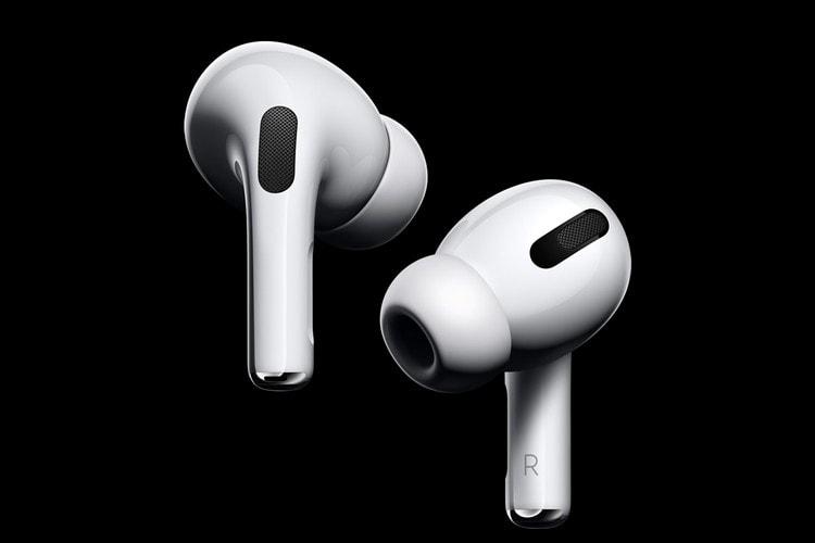 애플, 노이즈 캔슬링 기능 탑재한 '에어팟 프로' 출시