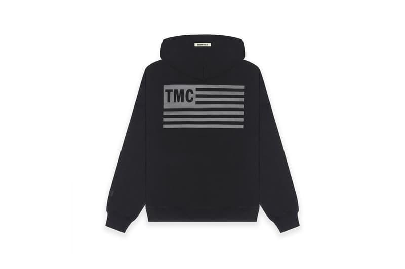 피어 오브 갓 에센셜과 닙시 허슬의 TMC '08 크렌쇼' 캡슐 발매 정보
