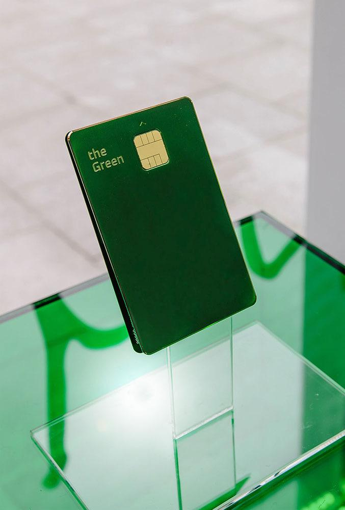 현대카드 'the Green'과 코코 카피탄 스니커 출시