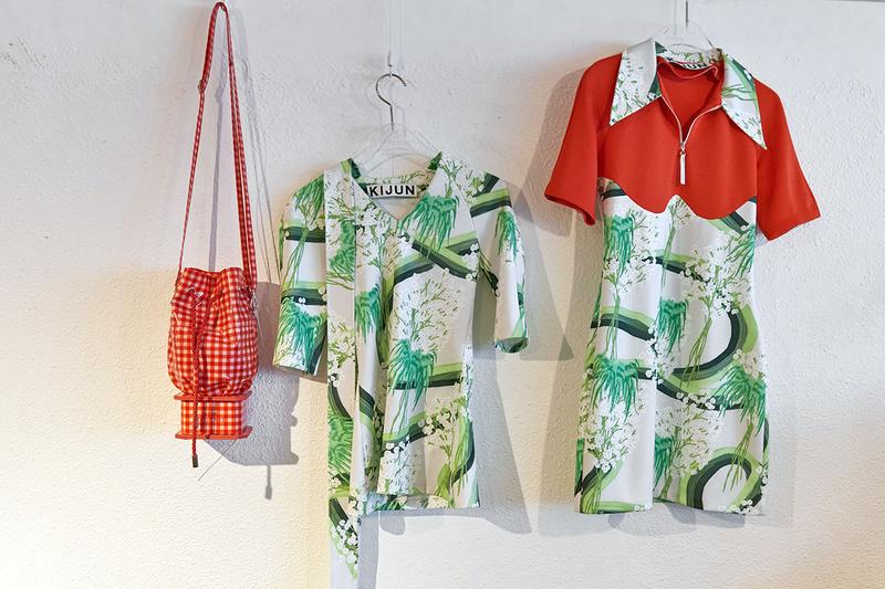 주목해야 할 한국 브랜드, 기준 2020 봄, 여름 컬렉션 프레젠테이션 현장, 서울 패션위크, 첨밀밀
