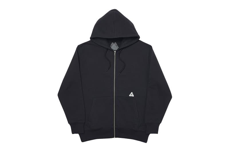 팔라스 2019 겨울 컬렉션 두 번째 발매 제품군 - 후디, 패딩, 스웨터, 비니