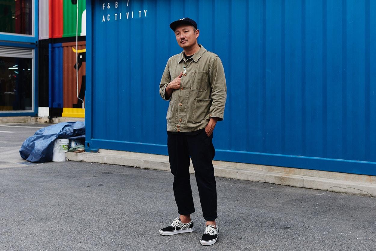 성수동 파우와우 코리아 2019 아티스트 인터뷰, 로스타, 수트맨