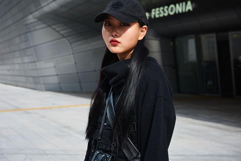 #Streetsnaps: 2020 봄, 여름 서울 패션위크