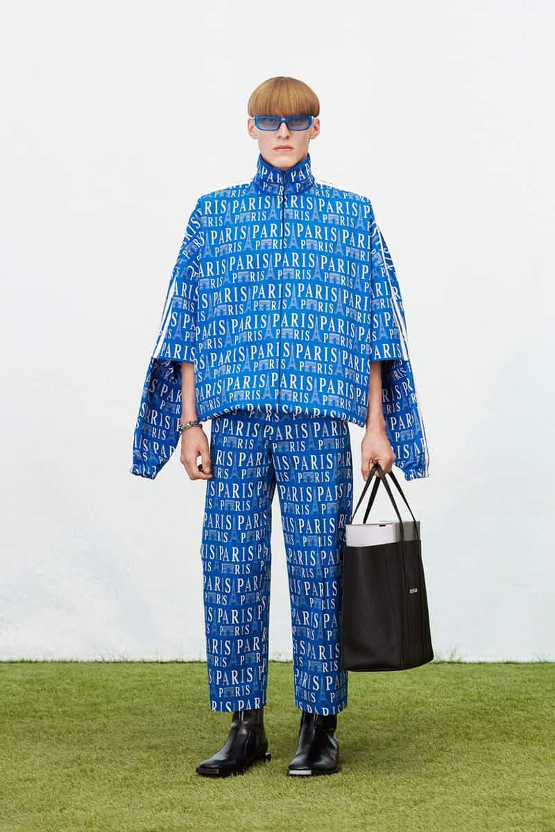 발렌시아가 2020 봄 컬렉션 룩북 및 발매 정보 - 뎀나 바잘리아, 트랙 트레이너 2, 로고 백 등