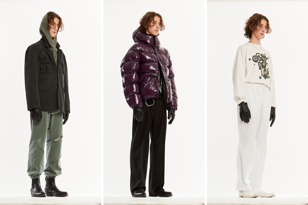 코스트 퍼 킬로는 어떤 브랜드인가? - 헨즈, 카시나, 슬립워커가 만든 남성복