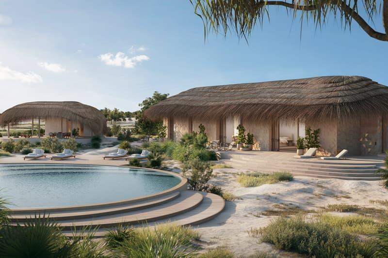 키사와 생츄어리, 세계 최초 3D 프린트 모래로 건축된 리조트, 2020년 오픈