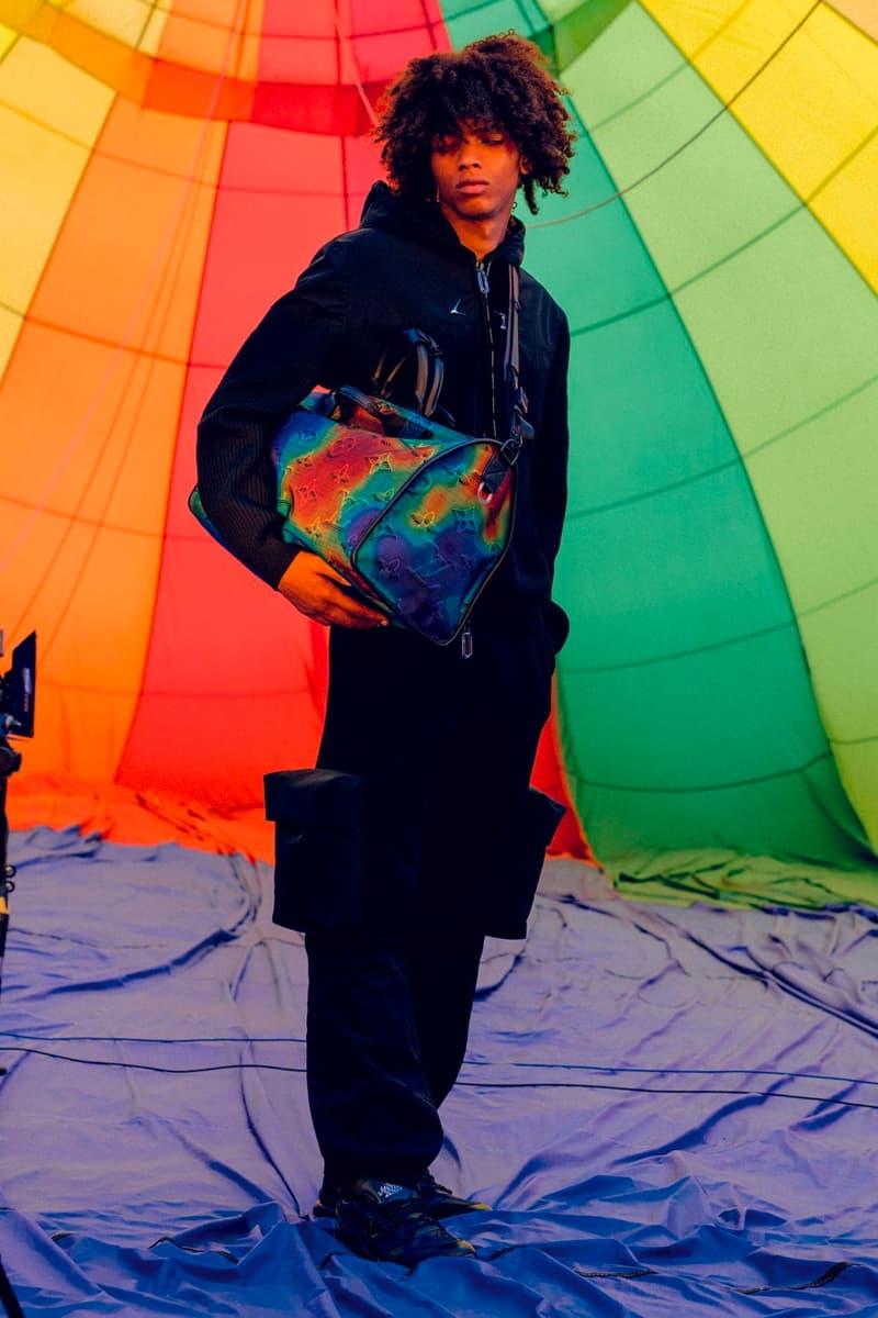 루이 비통 '2054' 컬렉션 룩북 및 발매정보, 버질 아블로가 상상한 2054년 의복