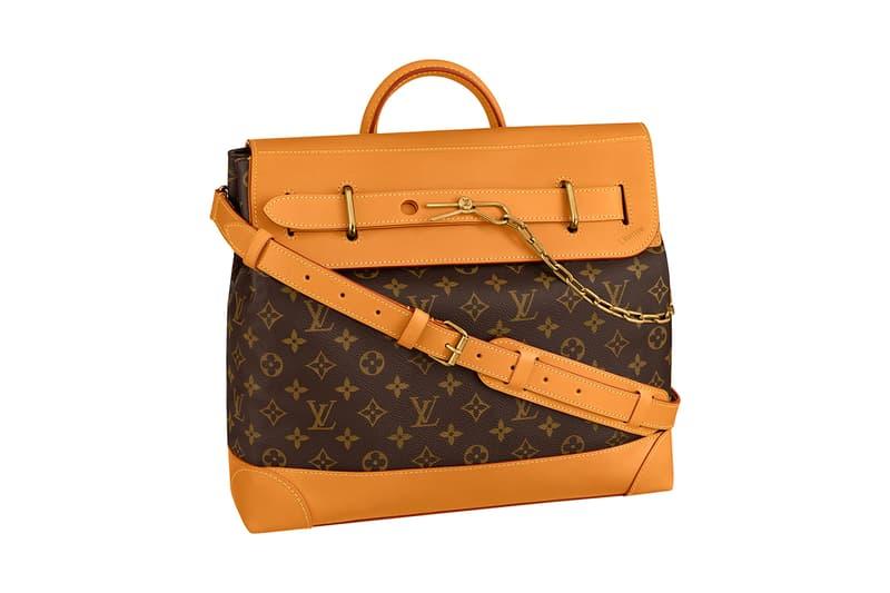 버질 아블로의 루이 비통, '모노그램 레거시' 가방, 2020 프리 봄, 여름 컬렉션